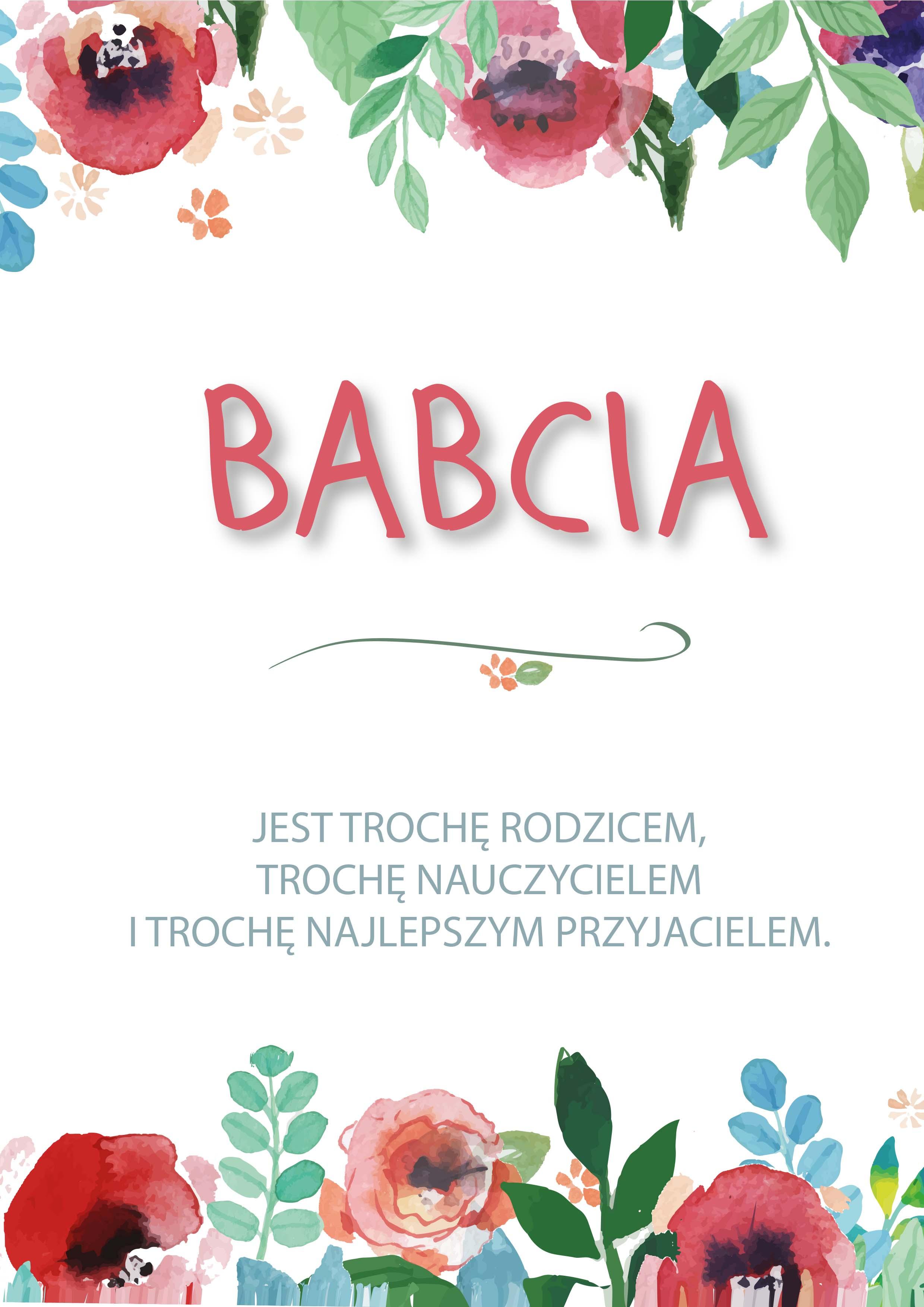 e25afd8a05925f shoppingtips.pl plakat dzien babci - Radio Ostrowiec